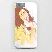 iPhone & iPod Case featuring My Passion by Jelot Wisang