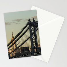 The Bridge And The Empire Stationery Cards