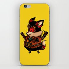 Archer of the Woods iPhone & iPod Skin