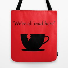 Mad Tote Bag
