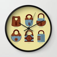 Evolution of Secrets Wall Clock