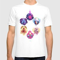 MLP: Altogether Now Mens Fitted Tee White SMALL