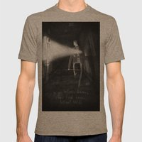 James Sunderland From Si… Mens Fitted Tee Tri-Coffee SMALL