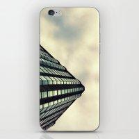 Beneath The St. Louis Sk… iPhone & iPod Skin
