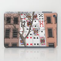 House of Cards iPad Case