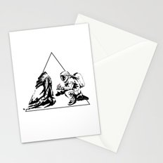Columbus Day Stationery Cards