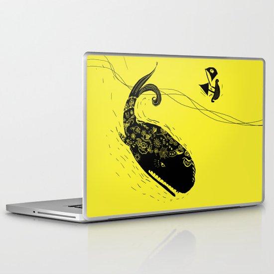 Tattoo Laptop & iPad Skin