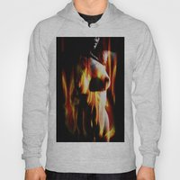 Burning with desire. Hoody