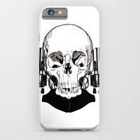 Revolver Beard iPhone 6 Slim Case