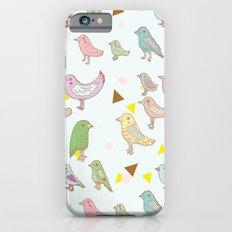 Bird Pattern iPhone 6s Slim Case