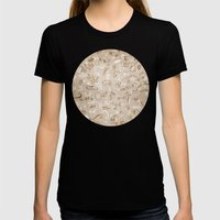 Sunny Cases XVI Womens Fitted Tee Black SMALL
