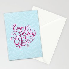 Every Day is a Gift II Stationery Cards