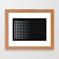 connect me Framed Art Print