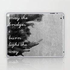 Light the way Laptop & iPad Skin