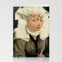 van Weyden und das Laster Stationery Cards