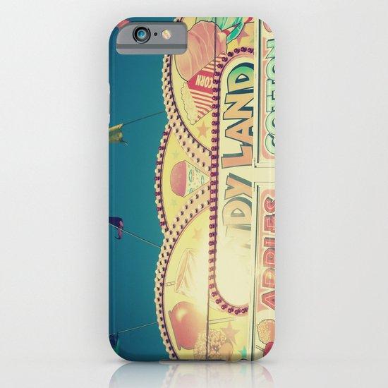 CandyLand ~ vintage-feel carnival iPhone & iPod Case