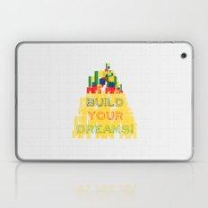 Build your dreams! Laptop & iPad Skin
