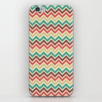 Chevron 1 iPhone & iPod Skin