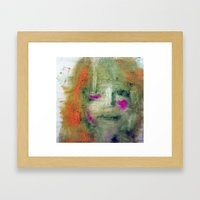 Lil' Yanna Framed Art Print