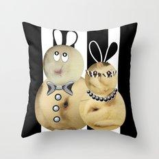 couple3 Throw Pillow