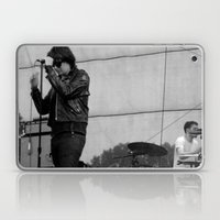 Julian Casablancas - The Strokes at Bonnaroo 2011 Laptop & iPad Skin