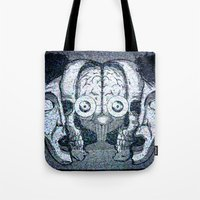 Expand your mind Tote Bag