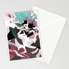 The Waves and The Wind Stationery Cards