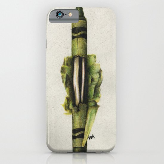 To The Core: Green iPhone & iPod Case