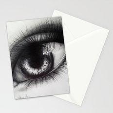 Eye Sketch 2 Stationery Cards