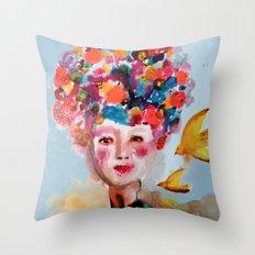 Mariette Throw Pillow