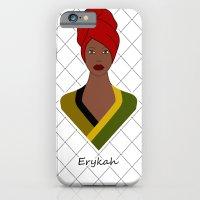 Erykah iPhone 6 Slim Case