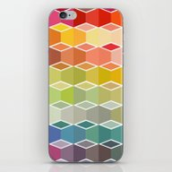 Flaneur iPhone & iPod Skin