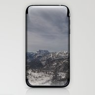 The Mountains Are Callin… iPhone & iPod Skin