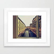 Sankt Petersburg Framed Art Print
