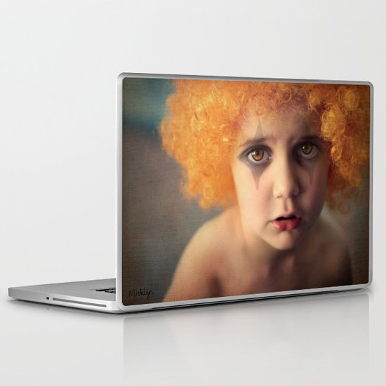 Things will look better tomorrow.  Laptop & iPad Skin