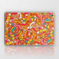 the jazz cloud Laptop & iPad Skin
