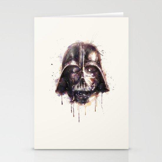 Darth Vader Stationery Card