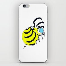 old bee iPhone & iPod Skin