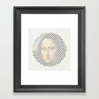 Optical Illusions - famous works of art 1 Framed Art Print