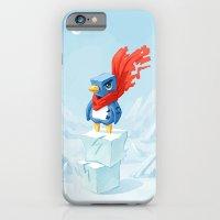 Super Penguin iPhone 6 Slim Case