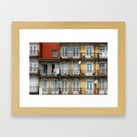 Porto 5 Framed Art Print
