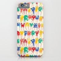 Dancing murs  iPhone 6 Slim Case