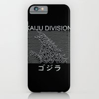 Kaiju Division iPhone 6 Slim Case