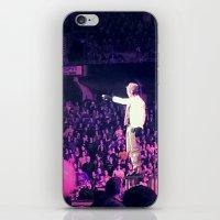 Concert Photo iPhone & iPod Skin