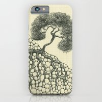 iPhone & iPod Case featuring Artificial tree N.12 by Óscar S. Cesteros
