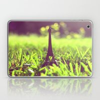 The Eiffel Tower In My B… Laptop & iPad Skin