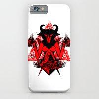Blackmagic.red iPhone 6 Slim Case