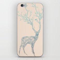 Blue Deer iPhone & iPod Skin