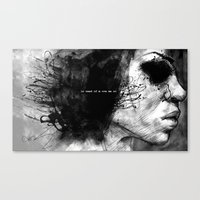In Need Of Movement Canvas Print
