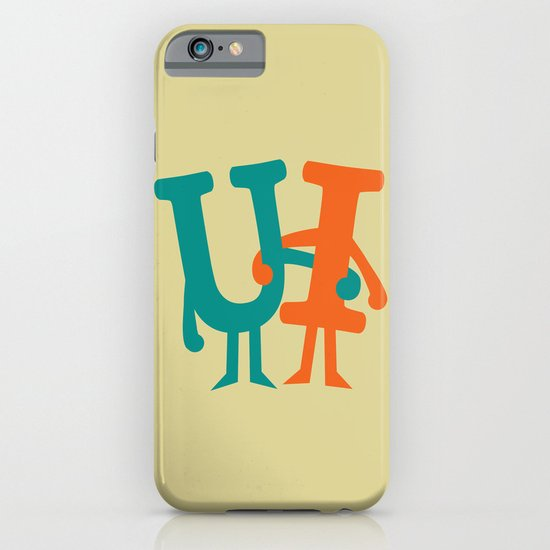 You and I iPhone & iPod Case